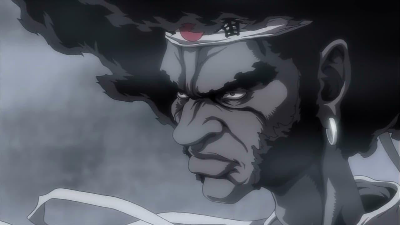 Afro Samurai Episode: The Empty Seven Clan
