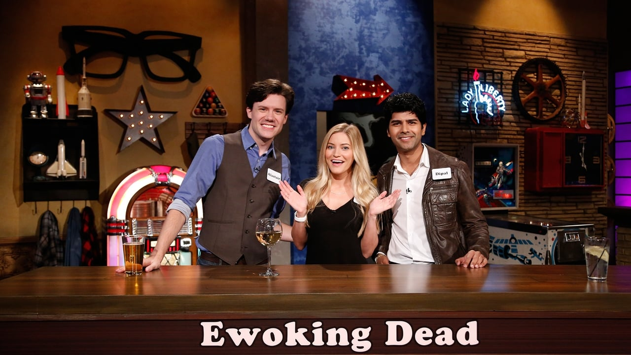 Geeks Who Drink Episode: iJustine vs Alan Tudyk