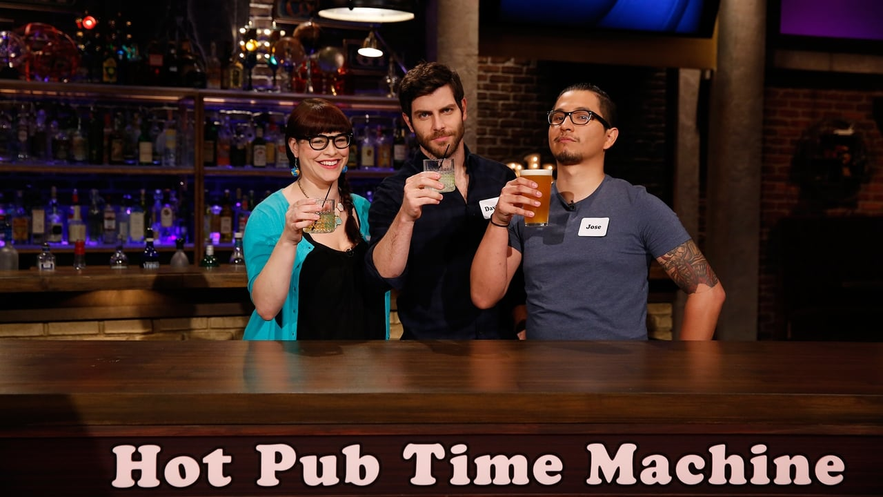 Geeks Who Drink Episode: John DiMaggio vs David Giuntoli