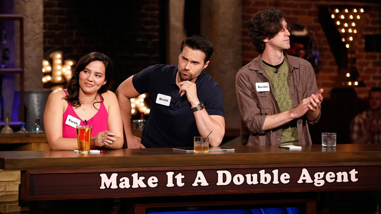 Geeks Who Drink Episode: Mark Pellegrino vs Brett Dalton