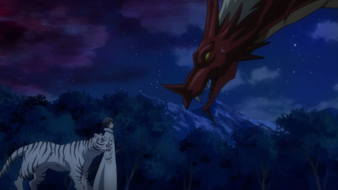 In Another World with My Smartphone Episode: Moving and a Dragon