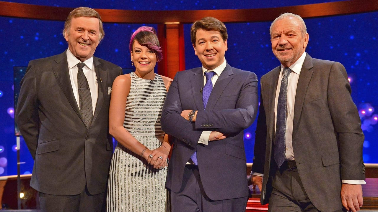 The Michael McIntyre Chat Show Episode: Sir Terry Wogan Lily Allen Lord Sugar