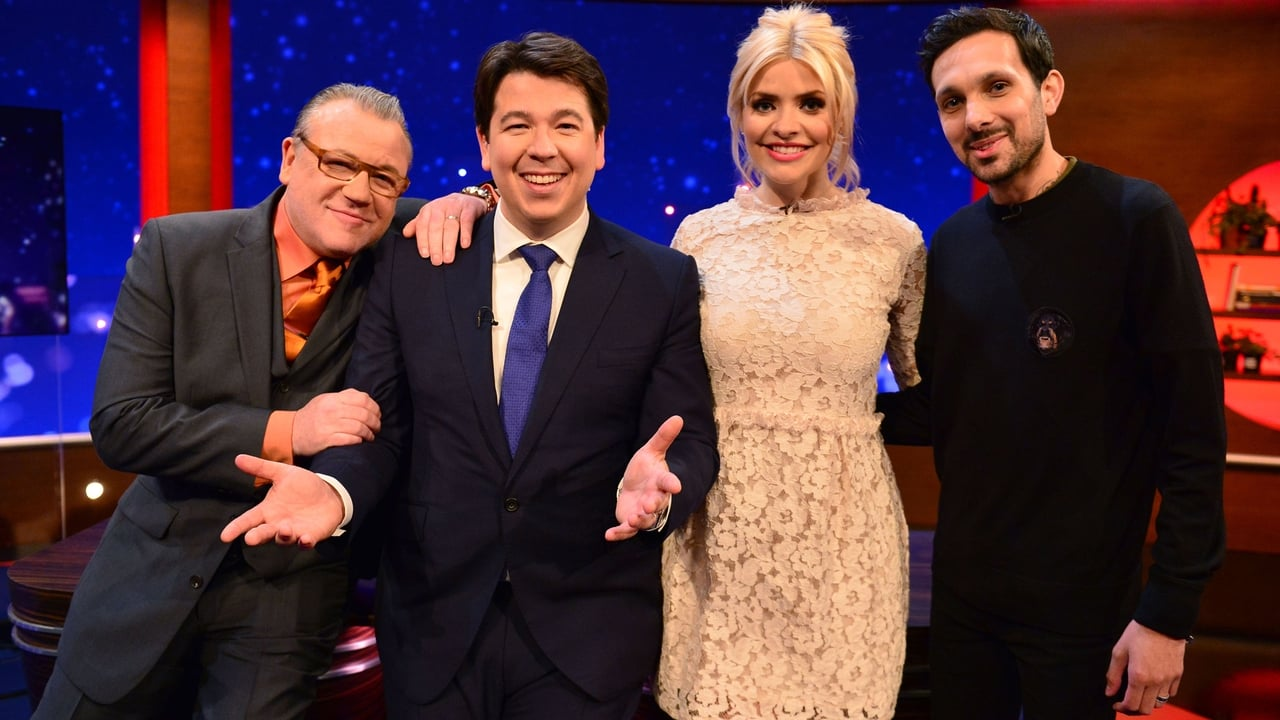 The Michael McIntyre Chat Show Episode: Holly Willoughby Dynamo Ray Winstone