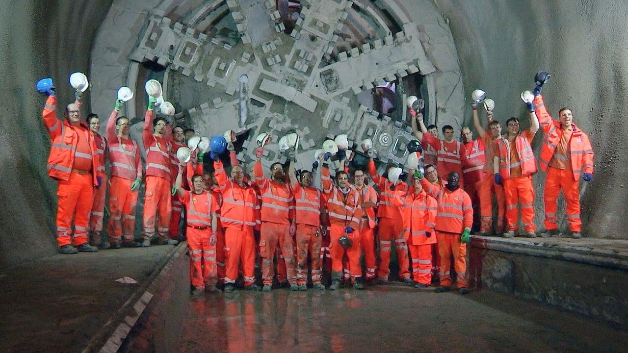 The Fifteen Billion Pound Railway Episode: Platforms and Plague Pits
