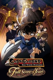Streaming sources for Detective Conan Full Score of Fear