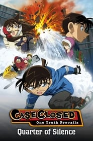 Streaming sources for Detective Conan Quarter of Silence