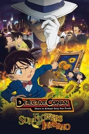 Streaming sources for Detective Conan Sunflowers of Inferno