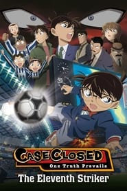 Streaming sources for Detective Conan The Eleventh Striker