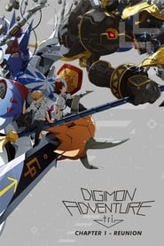 Streaming sources for Digimon Adventure tri Part 1 Reunion