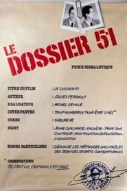 Streaming sources for Dossier 51