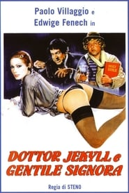 Streaming sources for Dottor Jekyll e gentile signora