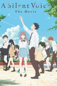 A Silent Voice The Movie Poster
