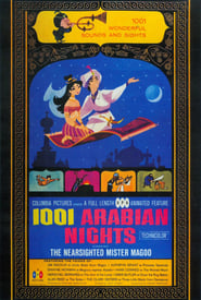 1001 Arabian Nights Poster