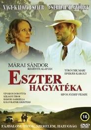 Streaming sources for Eszter hagyatka