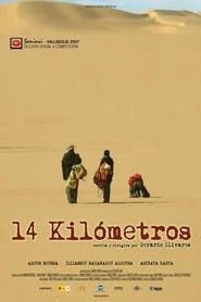 14 kilmetros Poster