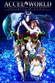 Streaming sources for Accel World INFINITE  BURST