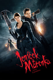 Hansel Gretel Witch Hunters Poster