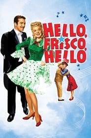 Streaming sources for Hello Frisco Hello