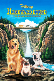 Streaming sources for Homeward Bound The Incredible Journey