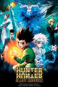 Streaming sources for Hunter x Hunter The Last Mission