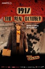 1917  Der wahre Oktober Poster