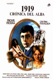 1919 crnica del alba Poster