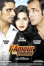 Lamour aux trousses Poster