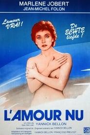 Lamour nu Poster