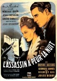 Lassassin a peur la nuit Poster