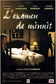 Lexamen de minuit Poster