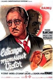 Ltrange Monsieur Victor Poster