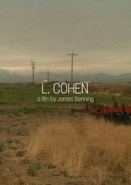 L Cohen Poster