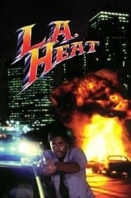 LA Heat Poster