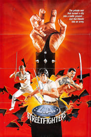 LA Streetfighters Poster