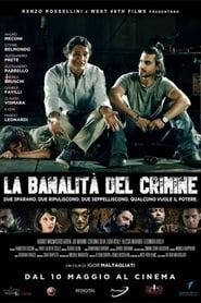 La banalit del crimine Poster