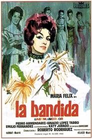 La bandida Poster
