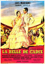 La belle de Cadix Poster