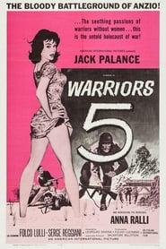 Warriors Five Poster