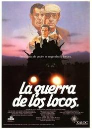 La guerra de los locos Poster