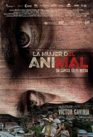 La mujer del animal Poster