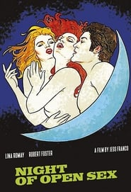 Night of Open Sex Poster