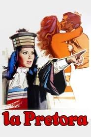 La pretora Poster