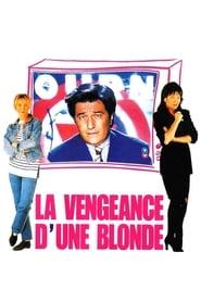 La vengeance dune blonde Poster