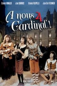 Streaming sources for Les Charlots en folie  nous quatre Cardinal