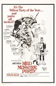 Streaming sources for Mad Monster Party