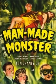 Streaming sources for Man Made Monster