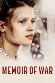 Streaming sources for Memoir of War
