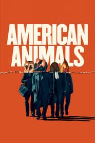 American Animals Poster
