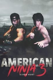 Streaming sources for American Ninja 3 Blood Hunt