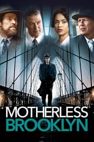 Streaming sources for Motherless Brooklyn